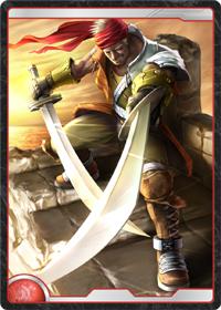 傭兵王国隊長『デルラール』