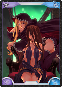 「歪みの魔女と黒猫」