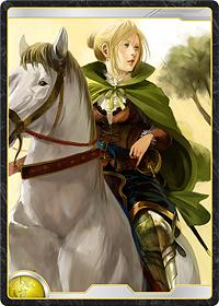 神殿騎士隊長『イレース』
