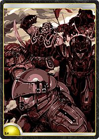 大将軍の号令