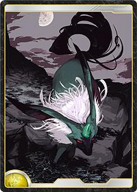 翡翠石のカーバンクル