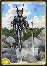 泉の騎士『エルネート』