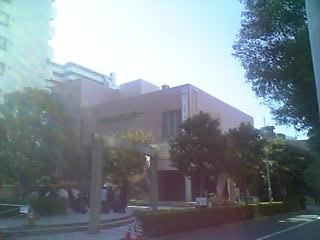 文化センター全景