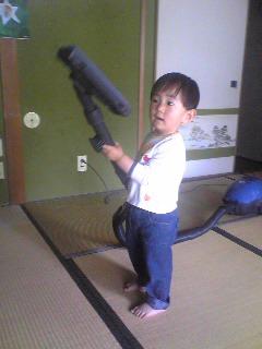 掃除機大好き:2