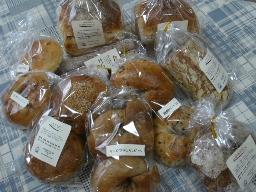 ameen'sのパン達