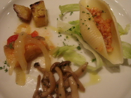 サグラ前菜4種盛り合わせ