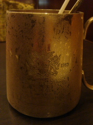 このカップがかっこいー