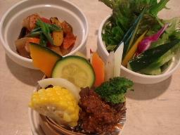 蒸し野菜・ラタトゥイユ・サラダ