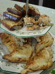 ミートパイ&焼き菓子