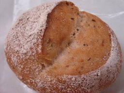 栗とくるみの天然酵母パン