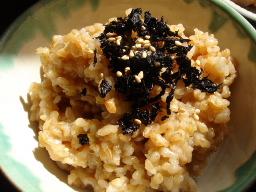 玄米ご飯(MOMONGA)