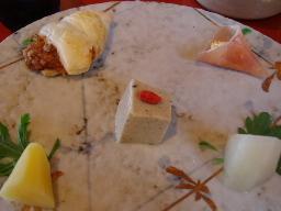 前菜5種(粟)