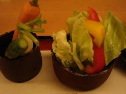 野菜も食べるべし!