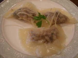 水餃子(千代)