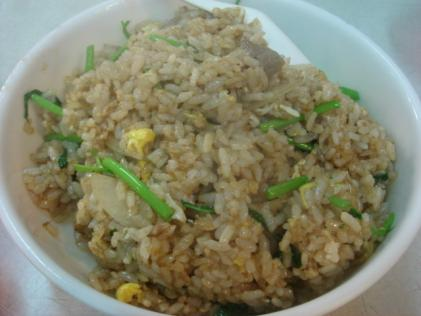 炒飯(鵝肉城)