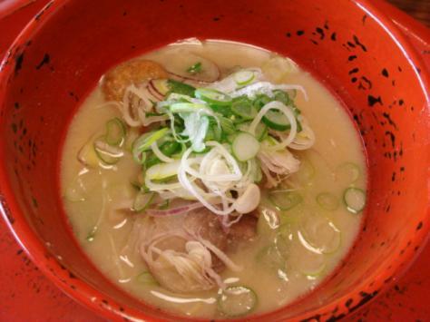 根菜の味噌仕立て