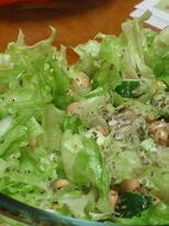 大豆ゴロゴロサラダ