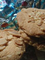 アーモンドザクザククッキー