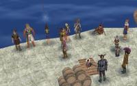 抹茶:模擬模擬イベントの図