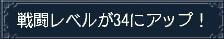抹茶:戦闘Lv34