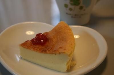 20080201 簡単チーズケーキ♪