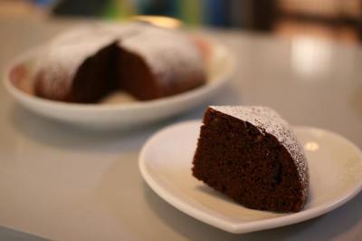 20080214 チョコケーキ