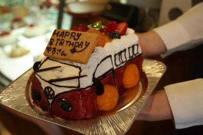 特注バースデーケーキはコチラ♪ 20080504