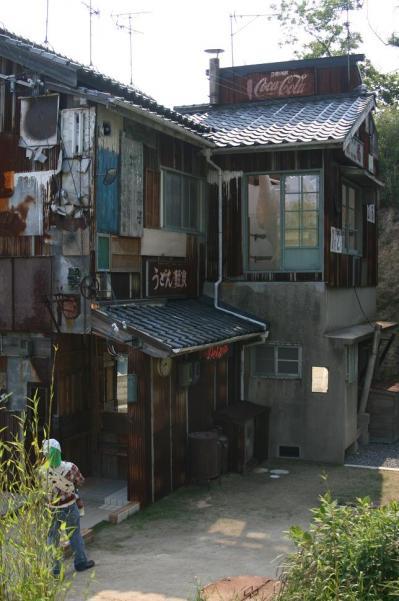 家プロジェクト「はいしゃ」 @直島 20080516