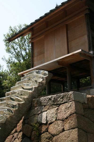 家プロジェクト「護王神社」 @直島 20080516