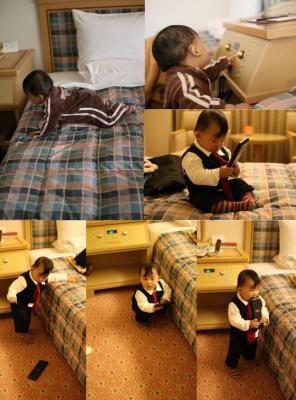 20080223 ホテルにて