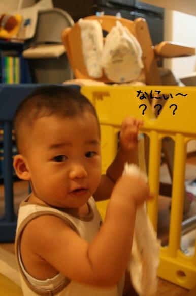 なにぃ~??? 20080820 しゅうと