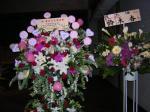 ジェイ・チョウコンサートのお花