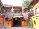 チベットのお寺
