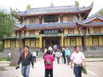 黄龍のお寺