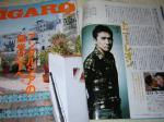 「TV Taro 」と「フィガロ ジャポン」
