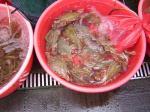 タライの蟹