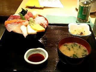 秀蔵流 海鮮丼