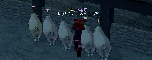 うほっ、いい羊