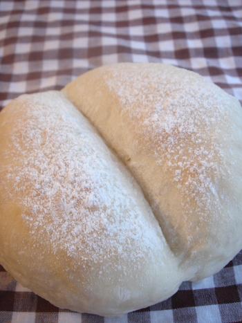 はちみつ入りの白いパン③ 1・9