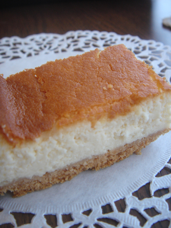 チーズケーキ② 1・17