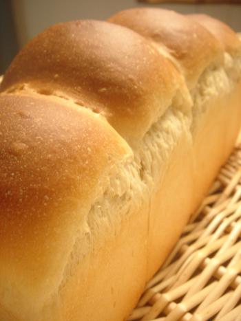 牛乳食パン① 1・22
