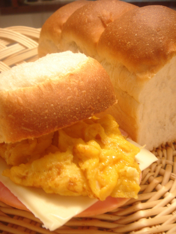 牛乳食パン② 1・22