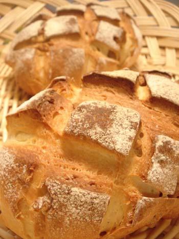 木の実のパン① 2.22