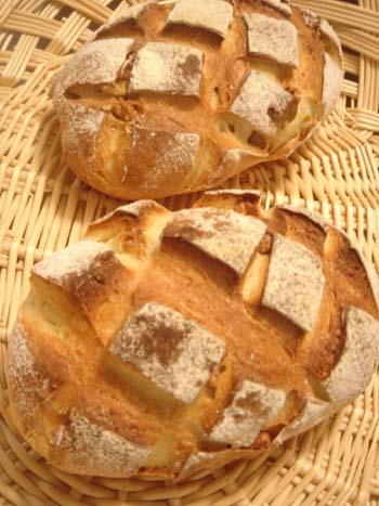木の実のパン② 2・22