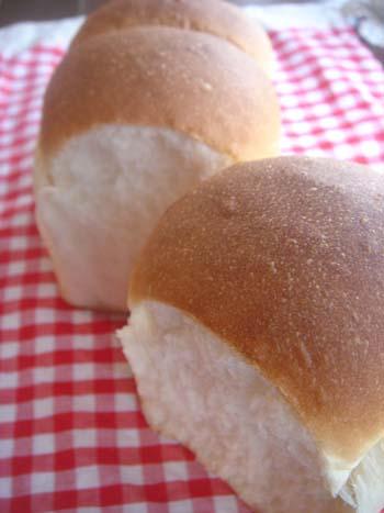 牛乳食パン② 4.14