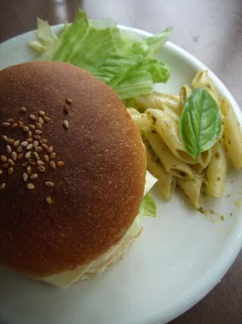 ハンバーガー② 6.2
