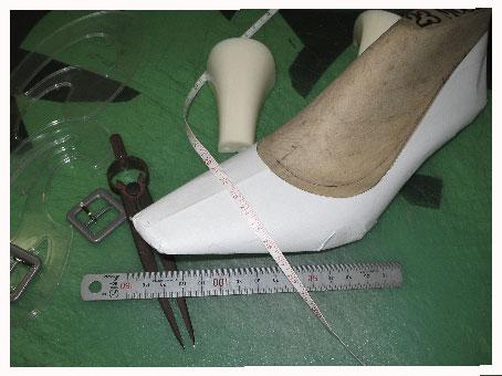 靴の作り方1