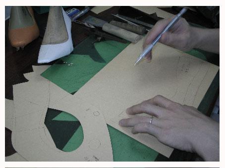 靴の作り方2
