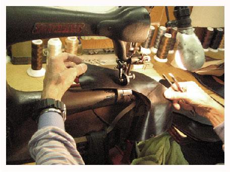 靴の作り方4