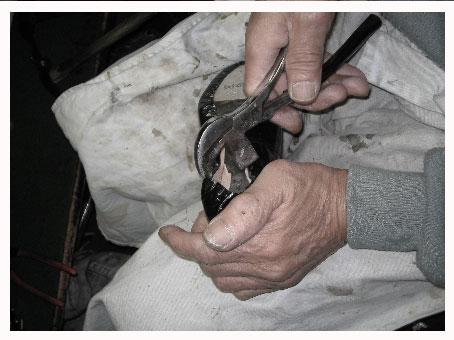 靴の作り方8